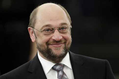 Ο Μάρτιν Σουλτς χαιρετίζει την επιτυχή έκβαση του PSI