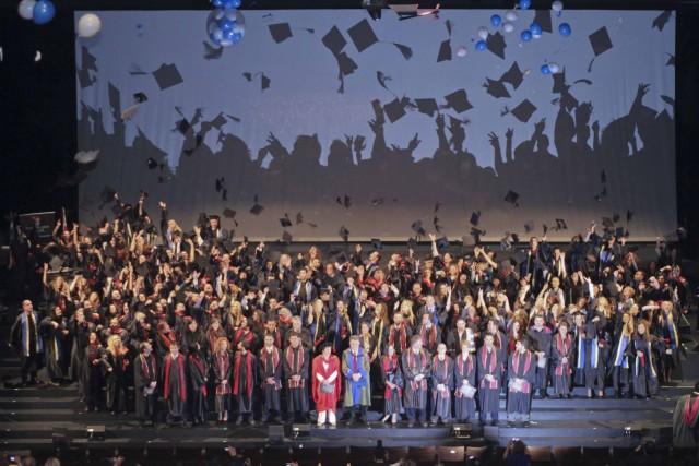 Τελετή αποφοίτησης MEDITERRANEAN COLLEGE & τελετή έναρξης XINIS EDUCATION FESTIVAL 2012