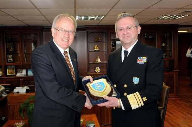 Διμερής συνεργασία στο πλαίσιο του FRONTEX