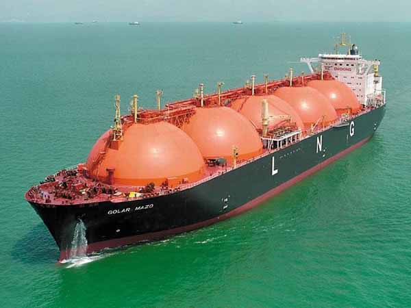 LNG bunkering is materializing