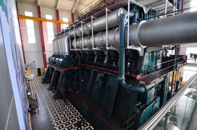 100 years of diesel ships