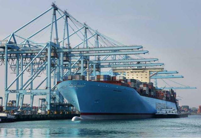 H APM Terminals επεκτείνει το εμπορικό της δίκτυο