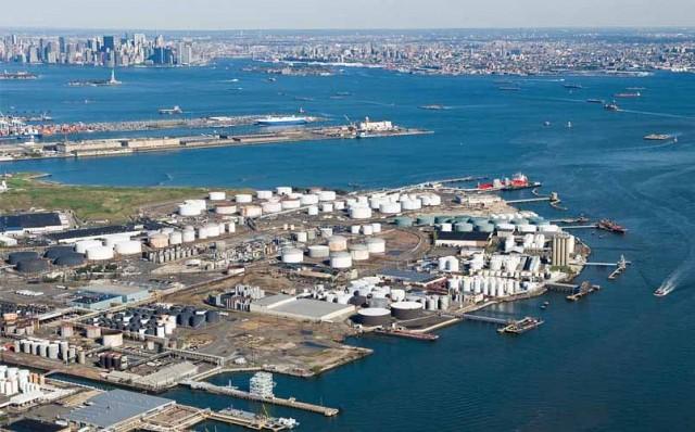 Ρεκόρ κίνησης για το λιμάνι New York-New Jersey το 2011