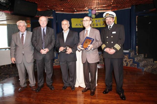 Εορτασμός για τα 50 χρόνια ναυσιπλοΐας