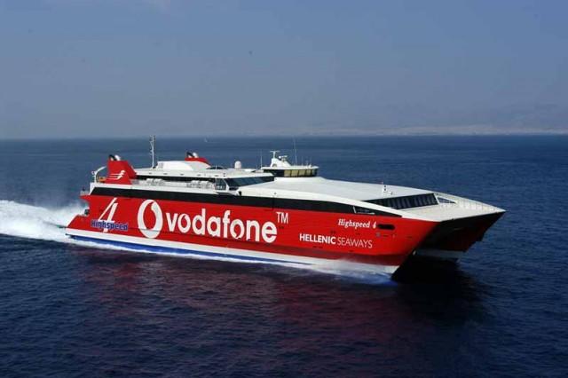 Νέα δρομολόγια της Hellenic Seaways
