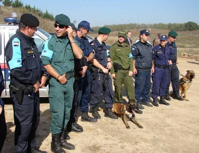 Υπογραφή μνημονίου συνεργασίας Ελλάδας-Frontex