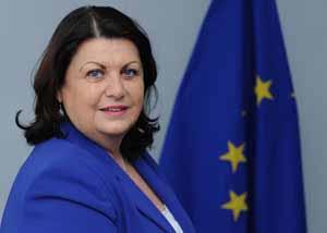 Επίσκεψη στην Αθήνα της Επιτρόπου Máire Geoghegan-Quinn