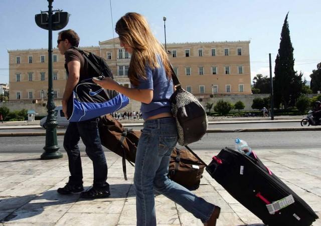 Αύξηση τουριστών κατά 9,5% στη χώρα μας