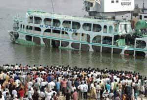 Ναυάγιο με 113 νεκρούς στην ανατολική Ινδία