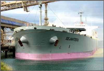 Πρωταγωνιστές τα Panamax, λόγω αυξημένης ζήτησης άνθρακα