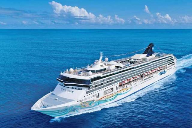 Δρομολόγηση πλοίων με μεταφορά από την Καραϊβική στη Μεσόγειο