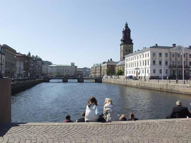 Η E.E. ενέκρινε την παραχώρηση τερματικού σταθμού στο Gothenburg