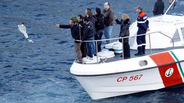 Καταβολή αποζημιώσεων για τους επιβάτες του Concordia