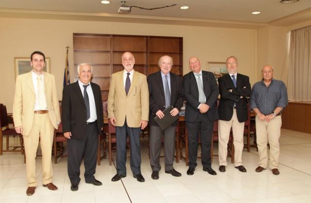 Υπεγράφη Μνημόνιο Συνεργασίας (MoU) μεταξύ του ΟΛΠ και της Ένωσης Λιμένων Απουλίας της Ιταλίας