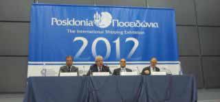 Η συνέντευξη Τύπου της ΕΕΕ στα Ποσειδώνια 2012: η θάλασσα αρρωσταίνει αλλά δεν πεθαίνει