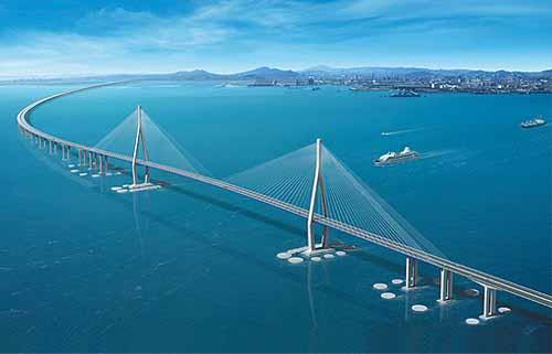 Υπό εξέλιξη η εντυπωσιακή επέκταση των υποδομών στο λιμάνι του Incheon
