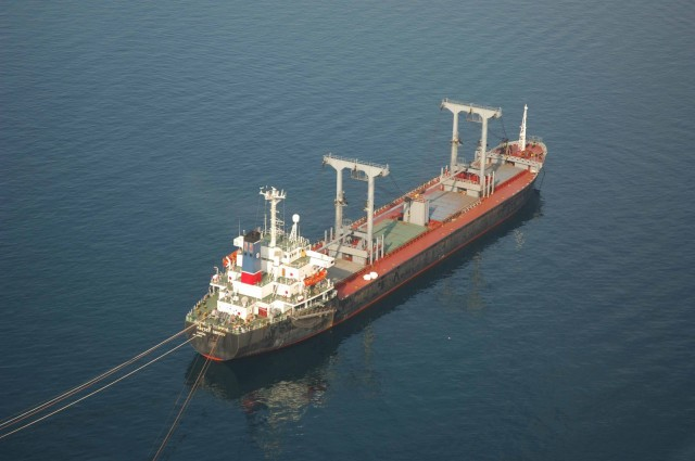 "Overall outlook of shipping investments during the first half of the year ""2012"""