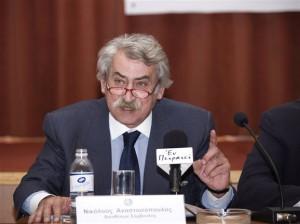 Συντονιστής στο πρόβλημα των ναυπηγείων ο Ν. Αναστασόπουλος