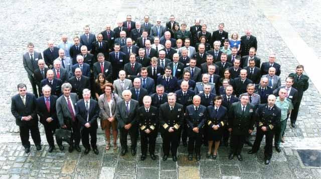 4η Σύνοδος Αρχηγών Ακτοφυλακών των Κρατών Μελών της Ε.Ε.