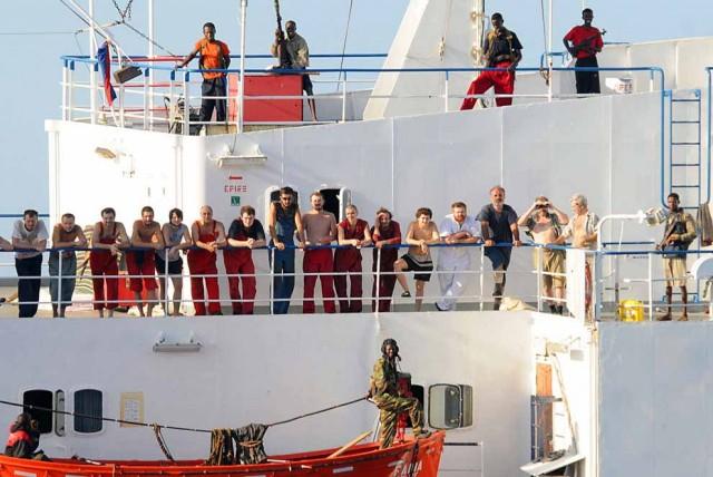 Τρίτη πειρατεία στον Κόλπο της Γουινέας