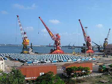 Η Ινδία παρέχει 24ωρες τελωνειακές υπηρεσίες στα κυριότερα λιμάνια της