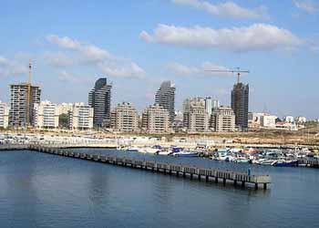 Το λιμάνι του Ashdod υιοθετεί τον Environmental Ship Index