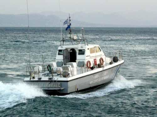 Σκάφος του Λιμενικού συγκρούστηκε με τουρκική ακταιωρό