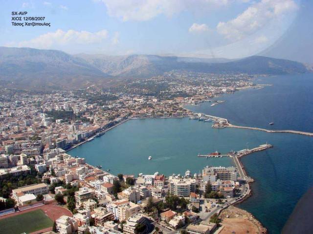 Σύσταση Επιτροπής Εμπειρογνωμόνων για τις καταστροφικές πυρκαγιές που έπληξαν τη Χίο