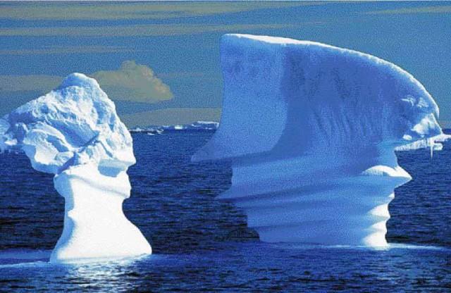 Διεθνής ανησυχία για το λιώσιμο των πάγων στην Αρκτική