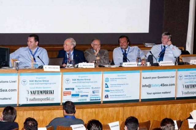 Oλοκληρώθηκαν οι εργασίες του 3oυ ετήσιου συνεδρίου που διοργάνωσε το Portal Safety4Sea