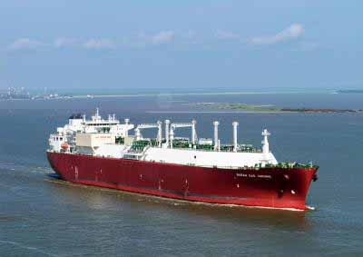 Upgraded LNG containment system for reduced boil-off