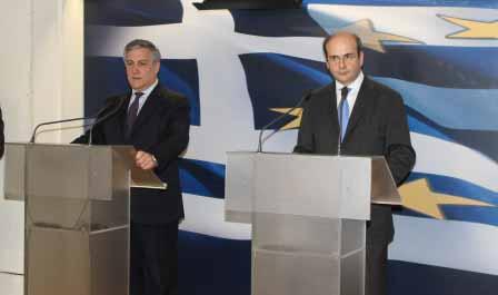 Αισιόδοξος δηλώνει ο Επίτροπος για τη συμφωνία Ελλάδος και τρόικας