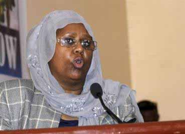 Γυναίκα υπουργός για πρώτη φορά στη Σομαλία