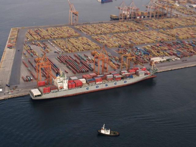 Nέα επένδυση στο εμπορικό λιμάνι του ΟΛΠ