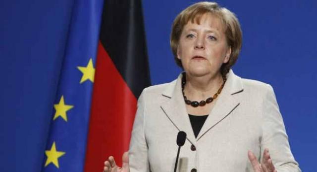 Οι δηλώσεις Μέρκελ στο ΕΚ: Πίστη στο ευρωπαϊκό όραμα
