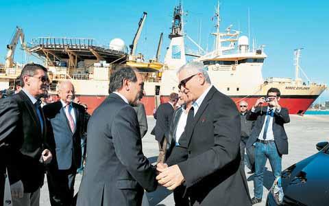 Aξιοποιήσιμα κοιτάσματα πετρελαίου και φυσικού αερίου από το Ιόνιο μέχρι νότια της Κρήτης