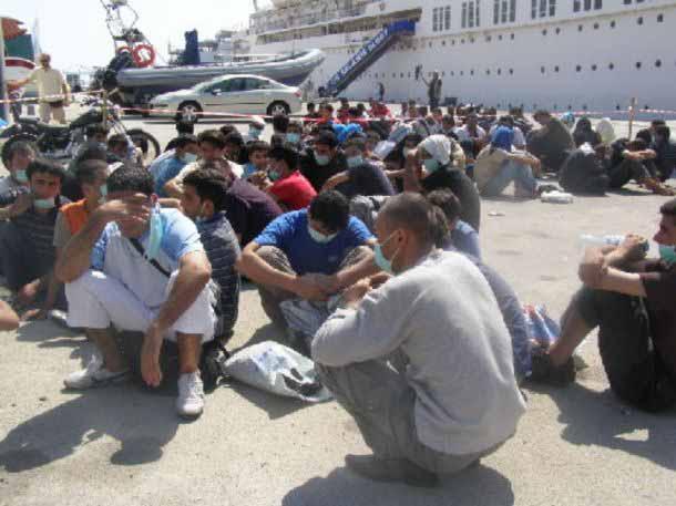 Στήριξη στην Ελλάδα για τη διαχείριση του ασύλου και των μεταναστευτικών ροών