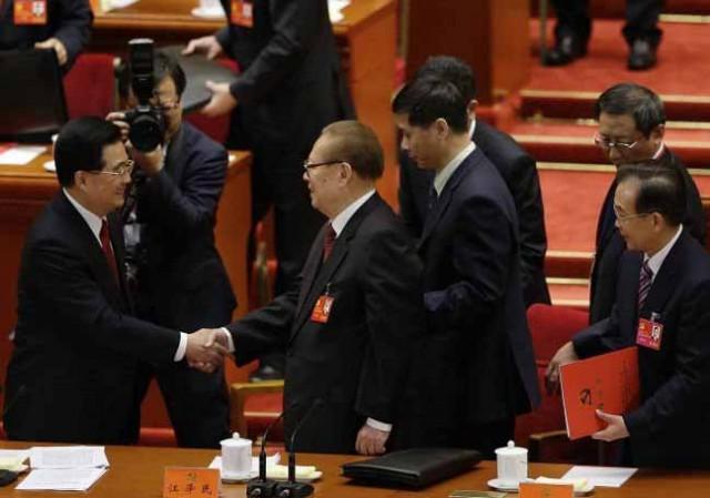 Νέος γενικός γραμματέας του ΚΚΚ, ο Ξι Ζιπίνγκ