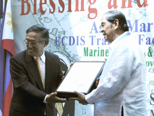 Philippines-Japan Maritime Training Management Center Earns ClassNK Certification for ECDIS Courses