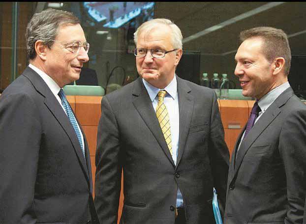 Yπό όρους και σε τέσσερις δόσεις θα λάβει η Ελλάδα τα 43,7 δισ. ευρώ