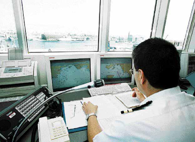 Σύστημα Παρακολούθησης Θαλάσσιας Κυκλοφορίας Πλοίων