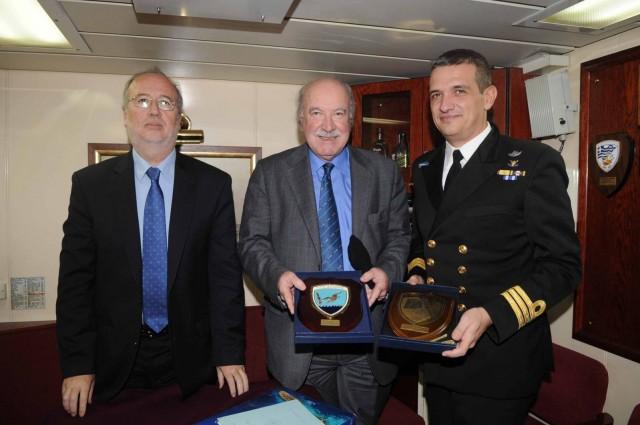 Ο ΟΛΠ τιμά το Πολεμικό Ναυτικό