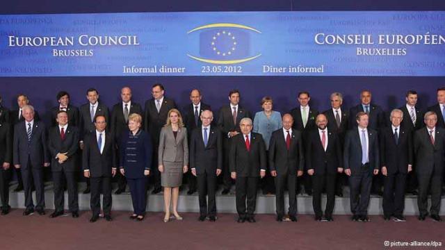 Στο Όσλο οι ηγέτες της Ε.Ε. για την απονομή του Νόμπελ Ειρήνης
