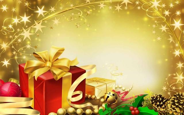 Ευτυχώς που υπάρχουν και οι γιορτές και οι ειδήσεις είναι επηρεασμένες με θετική αύρα