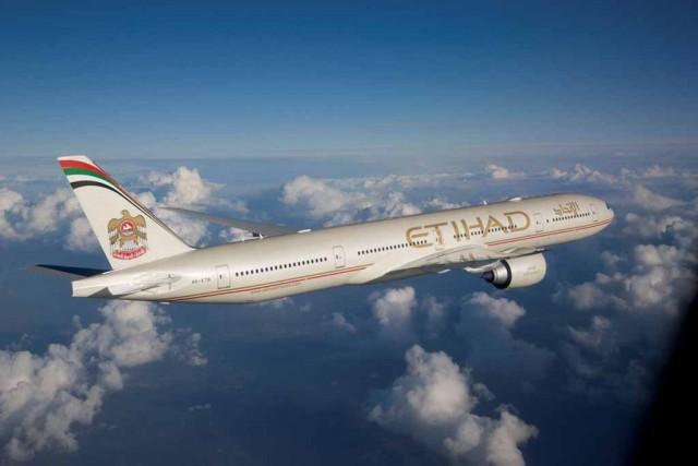 Με ρεκόρ επιβατών έκλεισε το 2012 για την Etihad Airways