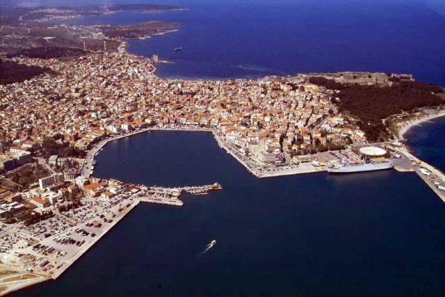 Συνάντηση για την ανάπτυξη των πολιτικών κρουαζιέρας στο νησί της Λέσβου