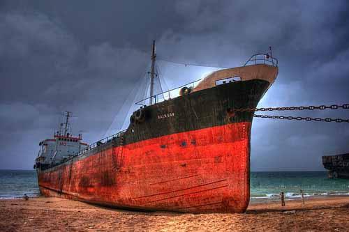To αναπτυξιακό πρόγραμμα της Κίνας θα μειώσει την προσφορά πλοίων προς διάλυση