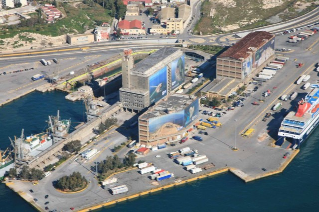 O ΟΛΠ αποτελεί το βασικό λιμάνι κρουαζιέρας της χώρας