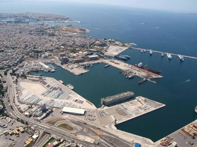 Προτάσεις ανάπτυξης έργων του χερσαίου χώρου του Λιμένα Πειραιά,