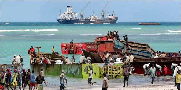 Γνωμοδότηση περί ναυτικής πειρατείας